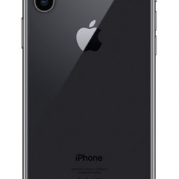 iphone x - back