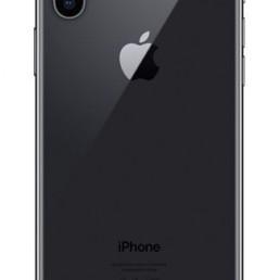 iphone x - back